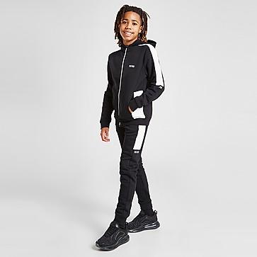 BOSS Essential Fleece Full Zip Hoodie Junior
