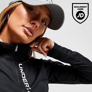 Under Armour Tech Branded 1/4 Zip Top