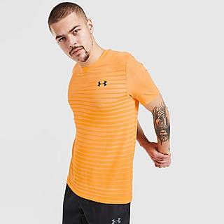 Under Armour T-shirt Sans Couture RUSH Homme