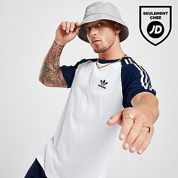 adidas Originals T-shirt Tri Stripe Homme