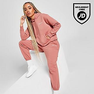 Champion Pantalon de survêtement Small Logo Fleece Femme