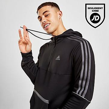 adidas Match 1/2 Zip Hoodie