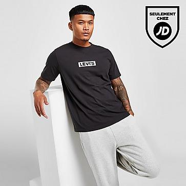 Levis T-shirt Box Tab Homme