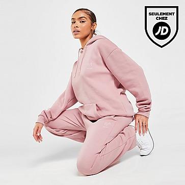 Pink Soda Sport Sweat à Capuche Essentials Boyfriend Femme