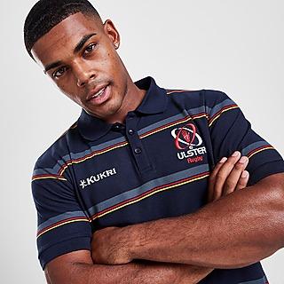 Kukri Ulster Rugby Yarn Dye Polo Shirt