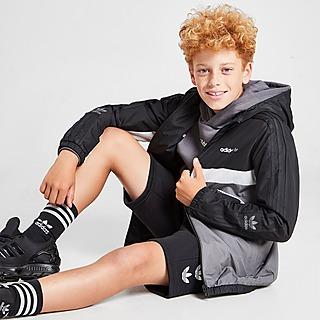 adidas Originals Reversible Windbreaker Jacket Junior