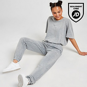 Supply & Demand Jogging Washed Taille Haute Femme