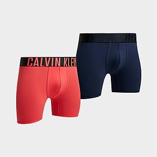 Calvin Klein Lot de 2 Boxers Homme