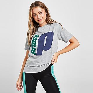 Prince T-shirt Large Logo Femme