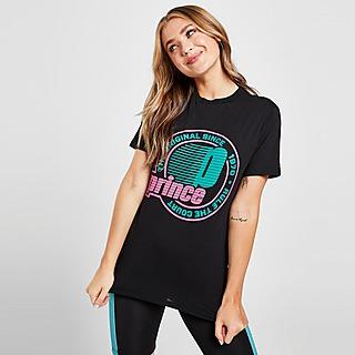 Prince T-shirt 80s Print Femme