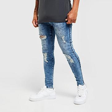 SikSilk Denim Mid Wash Jeans