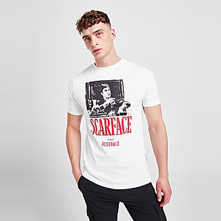 NO RIGHTS RESERVED T-shirt Scarface Homme