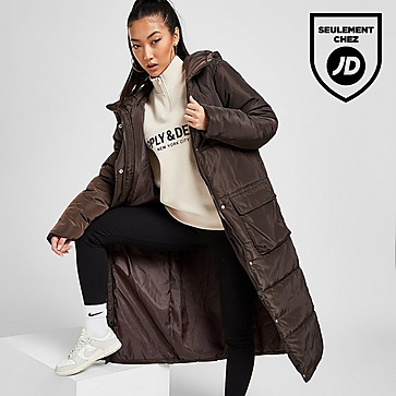 Supply & Demand Long Padded Jacket