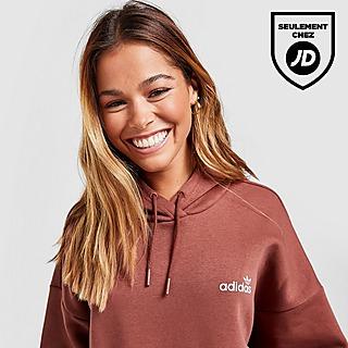 adidas Originals Sweat à capuche Linear Fleece Femme