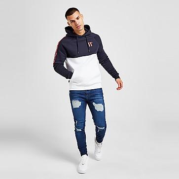 11 Degrees Jeans Skinny Denim Homme