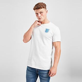 Official Team T-shirt England Crest Manches courtes Homme