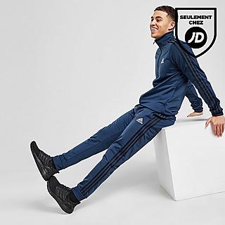 adidas Pantalon de Survêtement en Polyester 3 Bandes Badge of Sport Homme