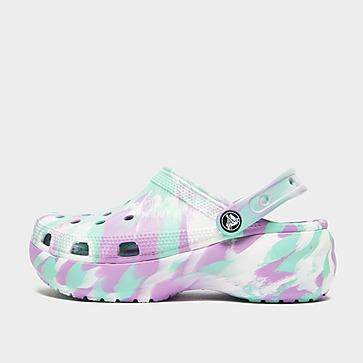 Crocs Sandales Classique Clog Platform Femme