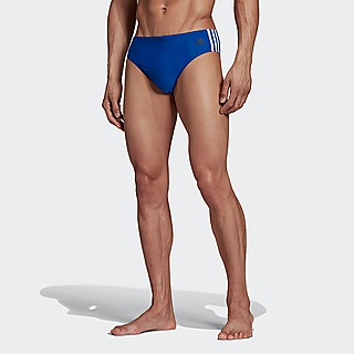 adidas Slip de natation Fitness 3-Stripes