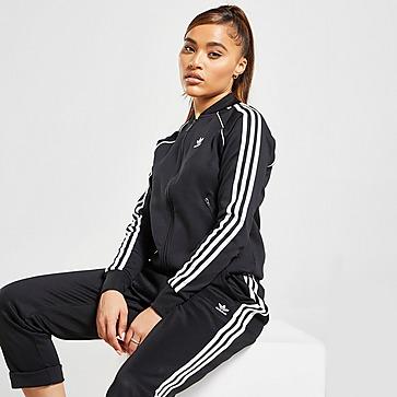 adidas Originals Veste de survêtement Primeblue SST Femme