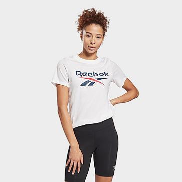 Reebok t-shirt reebok identity logo
