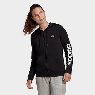 adidas Veste à capuche Essentials Logo Full-Zip