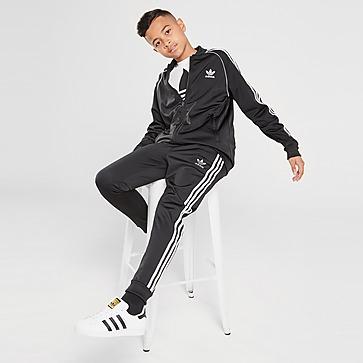 adidas Originals Haut de Survêtement Manchester City FC Icon Homme