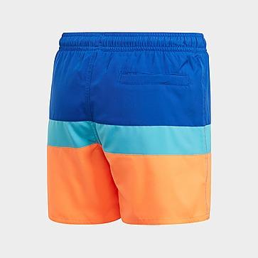 adidas Short de bain Colorblock