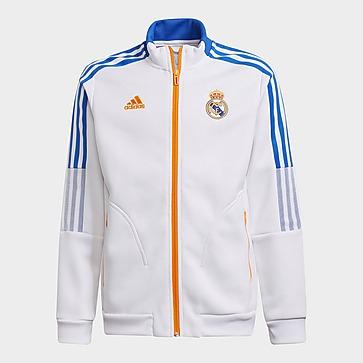 adidas Veste Real Madrid Tiro Anthem