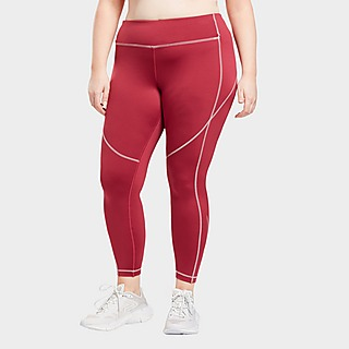 Reebok legging workout ready big logo (grande taille)