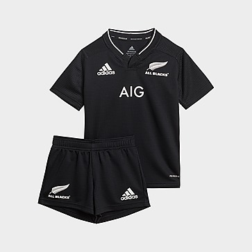 adidas Mini kit Domicile All Blacks Rugby Primeblue Replica