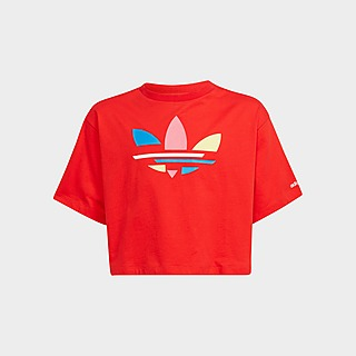 adidas Originals T-shirt Adicolor Cropped
