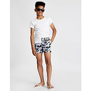 013dfc0d8b Calvin Klein Camo Swim Shorts Junior Calvin Klein Camo Swim Shorts Junior