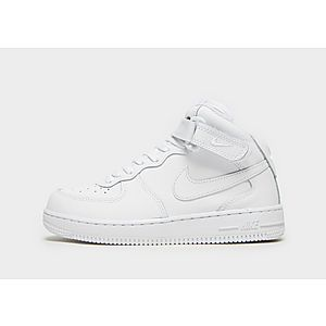 buy online 12ff4 b26bf Nike Air Force 1 Mid Children ...