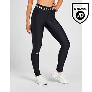4282966c4d500 Under Armour Branded Waistband Leggings Under Armour Branded Waistband  Leggings