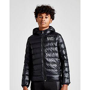 super specials purchase newest great fit Emporio Armani EA7 Core Down Jacket Junior