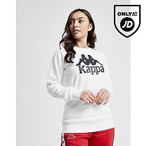 1b50bf62c3 Kappa Logo Boyfriend Crew Sweatshirt