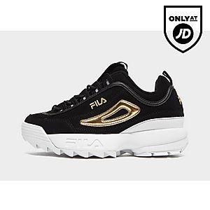 36becc62c55 Junior Footwear (Sizes 3-5.5) - Fila Disruptor   JD Sports Ireland