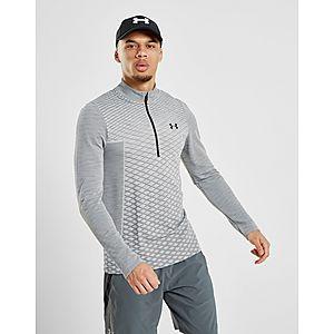 buy online 4ec82 12f15 Under Armour Vanish 1 4 Zip Novelty Sweatshirt ...