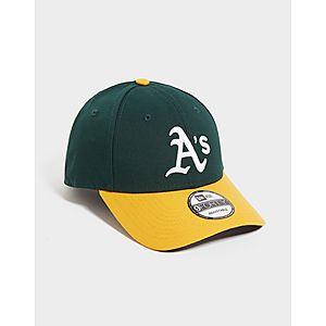 buy popular 2a728 661ef ... New Era MLB Oakland Athletics 9FORTY Cap