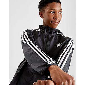 fc3cc6c01 adidas Originals Lightweight 1/4 Zip Jacket Junior ...
