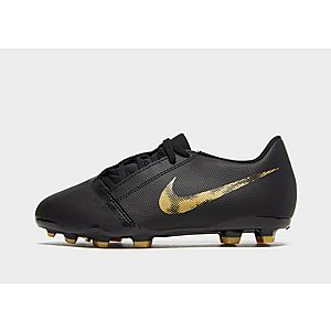 8640ff64604 Nike Black Lux Phantom Venom Club FG Junior ...