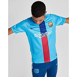 a31015dc7b8 Nike FC Barcelona Squad Shirt Junior ...