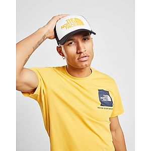 08fd2eb13 The North Face Logo Trucker Cap