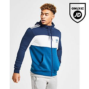 top design ever popular half price adidas Originals ID96 Full Zip Hoodie
