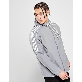 Sale | Grey Adidas Originals Jackets Windrunner | JD
