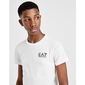 18108a58b2 Emporio Armani EA7 Core Logo T-Shirt Junior