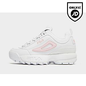 sneakers for cheap 26066 3b006 Fila Disruptor II Junior ...