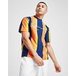 7f9a03ff9c1c Karl Kani College Stripe T-Shirt ...