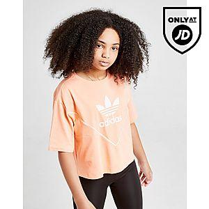 b74209a12 Sale   Kids - Adidas Originals Junior Clothing (8-15 Years)   JD ...